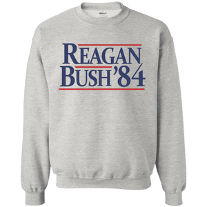 Reagan Bush '84 Presidential Election Retro Sweatshirt