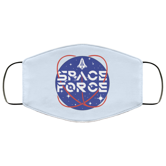 US Space Force Reusable Daily Face Mask