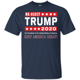 KEEP AMERICA GREAT! TRUMP 2020 Shirt (OLD VERSION)