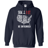 Shall Not Be Infringed Hoodie