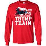Trump Train 2020 Long Sleeve T-Shirt