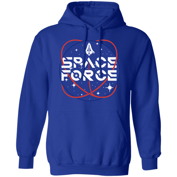 Trump Space Force Commemorative Hooded Sweatshirt