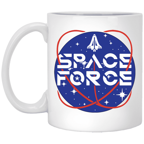 Trump Space Force Commemorative Coffee Mug