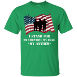 I Stand For The Anthem Patriotic T-Shirt