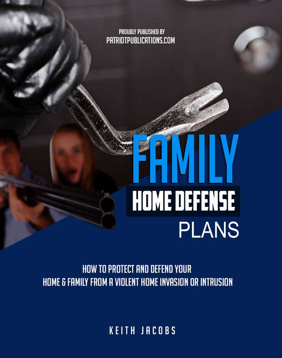 Family Home Defense Plans (Paperback Book)