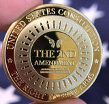 "The Second Amendment ""Legacy"" Collectable Complete Coin Set"