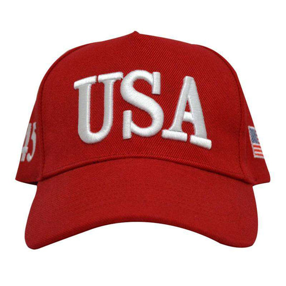 Trump's Red USA Hat [2020 CAMPAIGN EDITION]