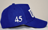 Trump's Blue USA Hat [2020 CAMPAIGN EDITION]