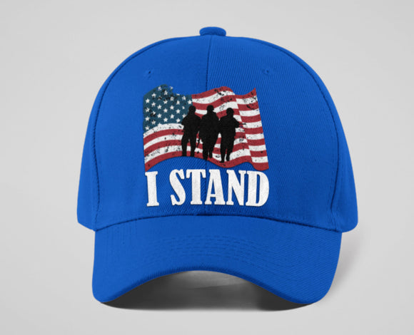 I Stand Hat