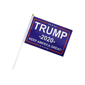 Mini Trump 2020 Flag