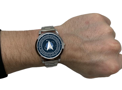 Space Force Official Seal Watch