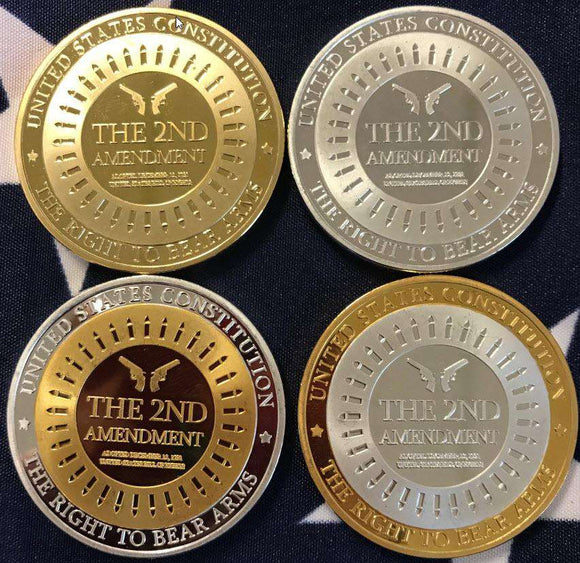 Commemorative Challenge Coins – Patriot Powered Products