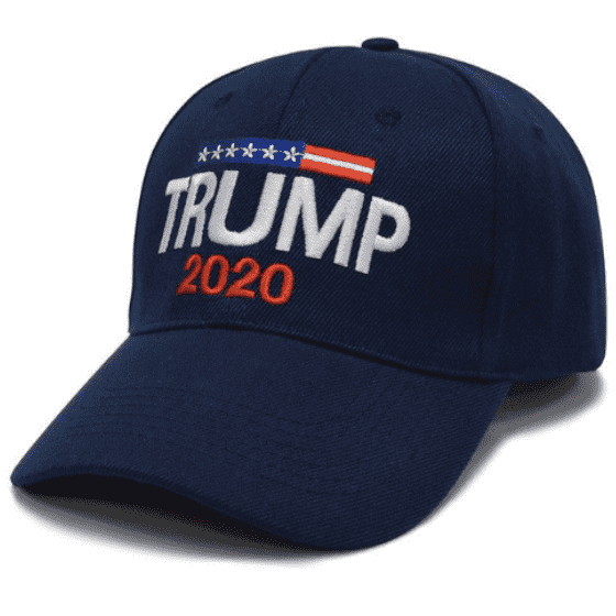 Blue Trump 2020 Hat [Special Edition]