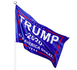"Trump 2020 ""Keep America Great""House Flag"