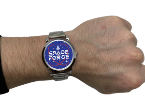 Space Force Trump's Logo Watch
