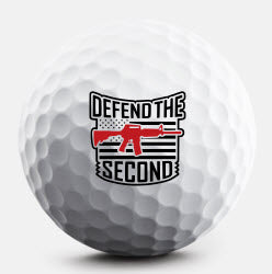 Defend the 2nd Golf Ball