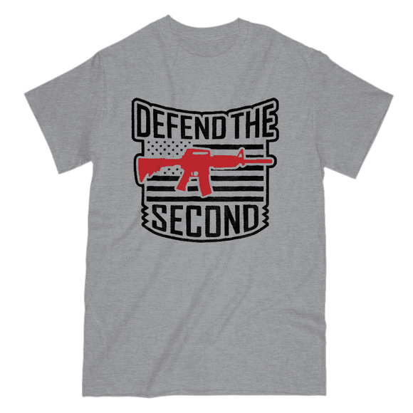 Defend the Second Amendment T-Shirt