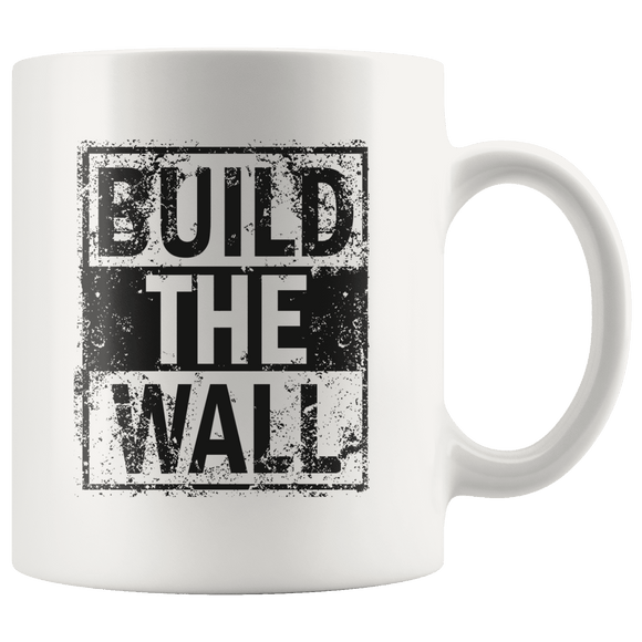 Build The Wall Alternate Mug