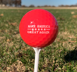Trump MAGA Golf Ball