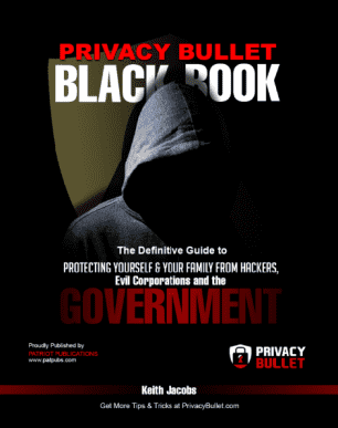 Privacy Bullet Blackbook (Printed Book)