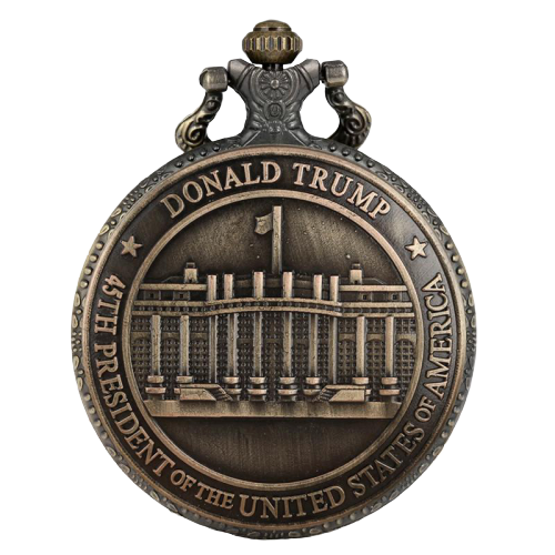 Trump Pocket Watch