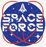 Trump's Logo Space Force Sticker