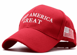 President Trump Red Campaign Slogan Hat
