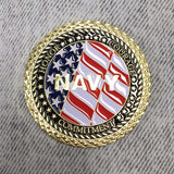 Navy Veteran Coin