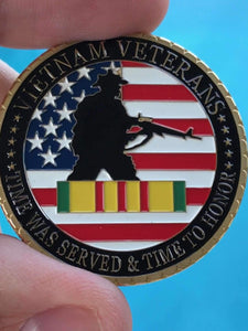 Vietnam Veterans' Commemorative Coin