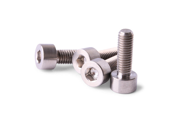 M5x15 Titanium Screws Allen Hex Socket Cap Head