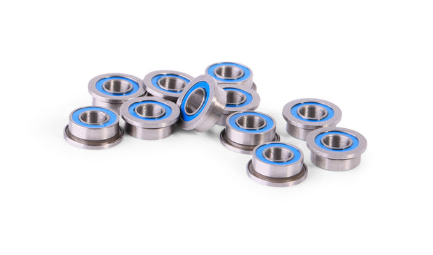 3x6mm Flanged Bearing MF63