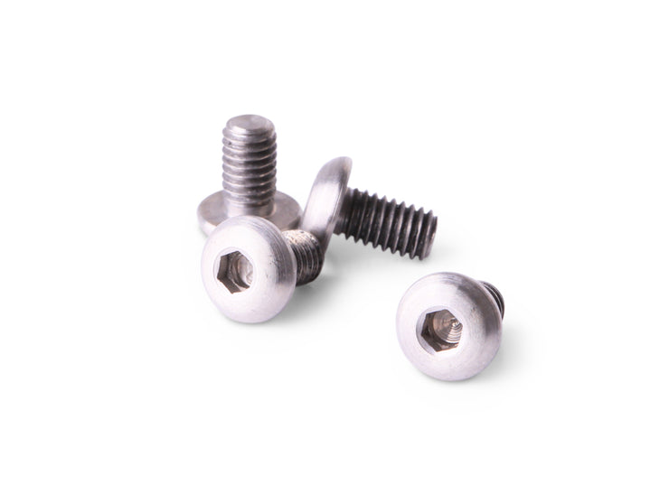 M3x5 Titanium Screw Button Head