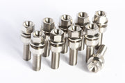 Porsche 911 Titanium Lug Bolts for 10mm spacers
