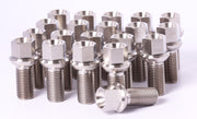 Audi VW Bentley Mercedes Titanium Lug Bolts M14x1.5