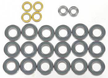 MUGEN MBX5/WORKS Ceramic Bearing Kit
