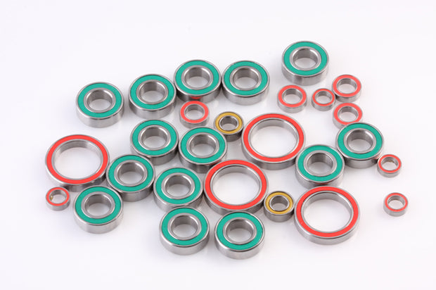 Team Associated RC8 Ball Bearing Kit Polyamide Sealed
