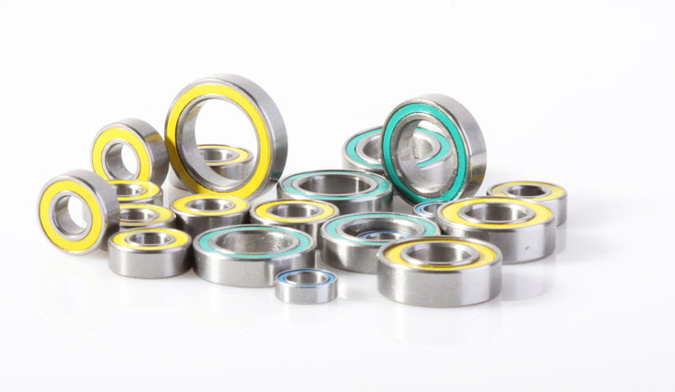 LOSI JRX-S Polyamide Sealed Ball Bearing Kit