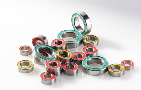 MUGEN MTX3 Polyamide Sealed Ball Bearing Kit