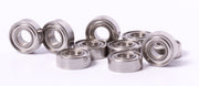 5x11x4mm Stainless Steel Ball Bearings MR115 10pcs