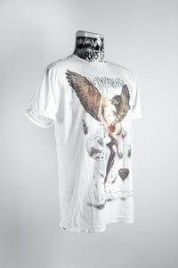 TEE FALLEN ANGEL - WHITE