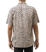 Load image into Gallery viewer, Hawaiian S/S Shirt Leopard