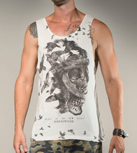 Load image into Gallery viewer, Bird Skull Vest