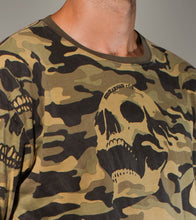 Load image into Gallery viewer, Camo Oversized Tee