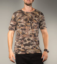 Load image into Gallery viewer, Camo Brown tee