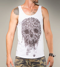 Load image into Gallery viewer, Chain Skull Vest