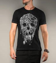 Load image into Gallery viewer, Chain Skull Tee