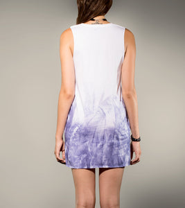 Mandala Skull FK Short Dress