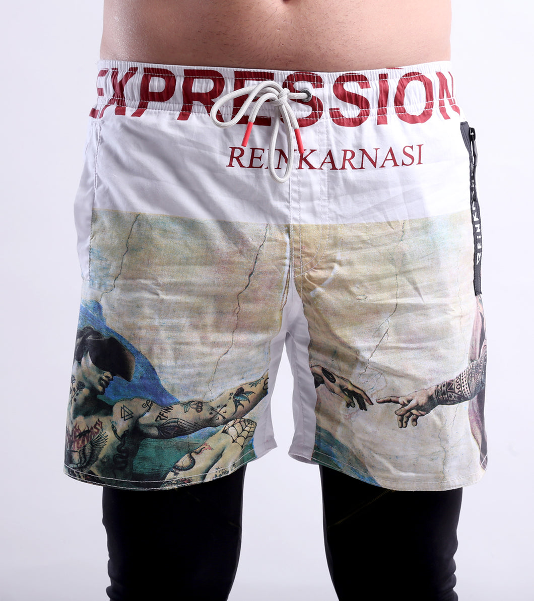 Expressionism Swimshort