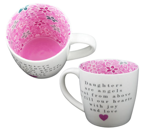 DAUGHTER Inside Out Mug Type 128