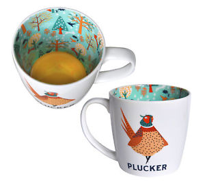 PHEASANT PLUCKER Inside Out Mug Type 141